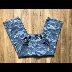 Pants - Camo Cargo Pants